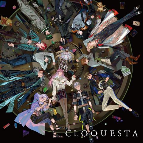 1st Album「CLOQUESTA」